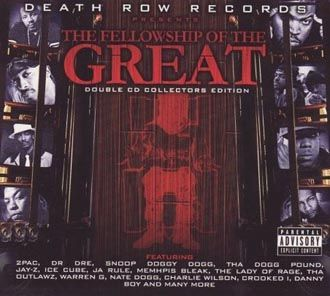 Various Artists - The Fellowship Of The Great - 2CD