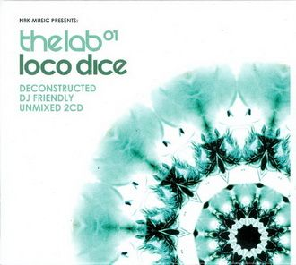 Various Artists - The Lab 01 - Loco Dice - 2CD Unmixed