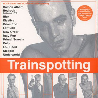 Various Artists - Trainspotting OST - 2LP