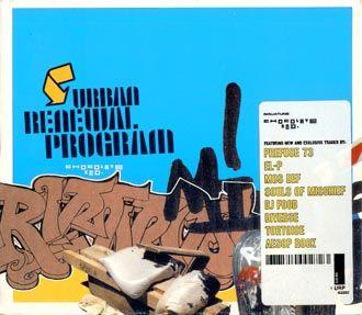 Various Artists - Urban Renewal Program - CD