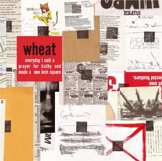 Wheat - Everyday I Said A Prayer For Katie And Made A One Inch Square - CD