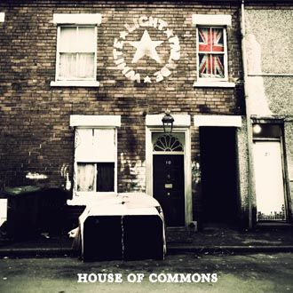 White Light Parade - House Of Commons - CD