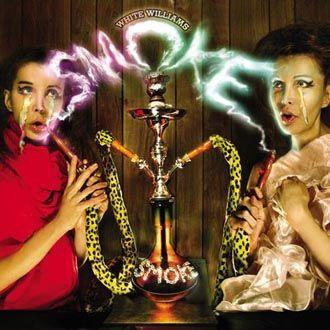 White Williams - Smoke - CD