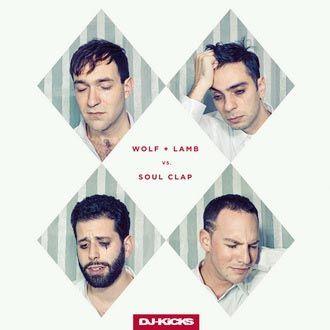 Wolf + Lamb vs Soul Clap - DJ Kicks - CD