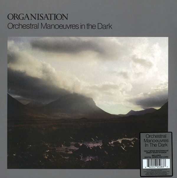 Orchestral Manoeuvres In The Dark - Organisation - LP