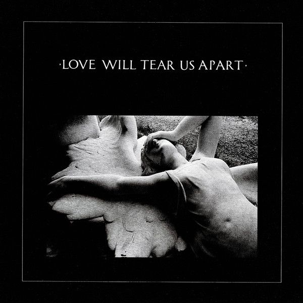 "Joy Division - Love Will Tear Us Apart - 12"""