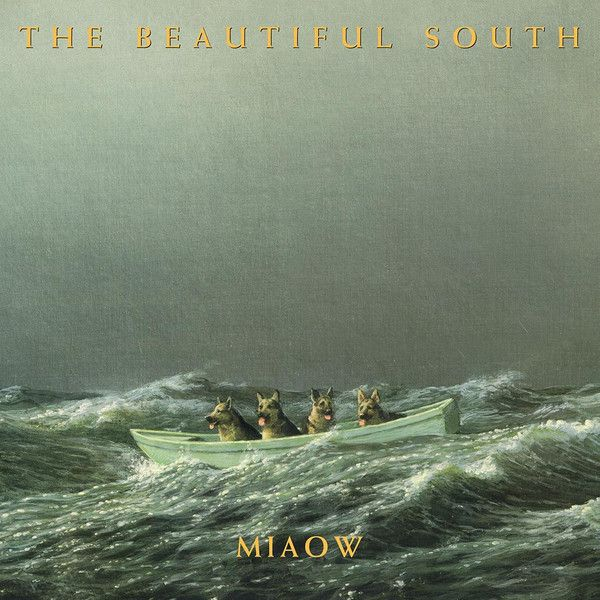 The Beautiful South - Miaow - LP