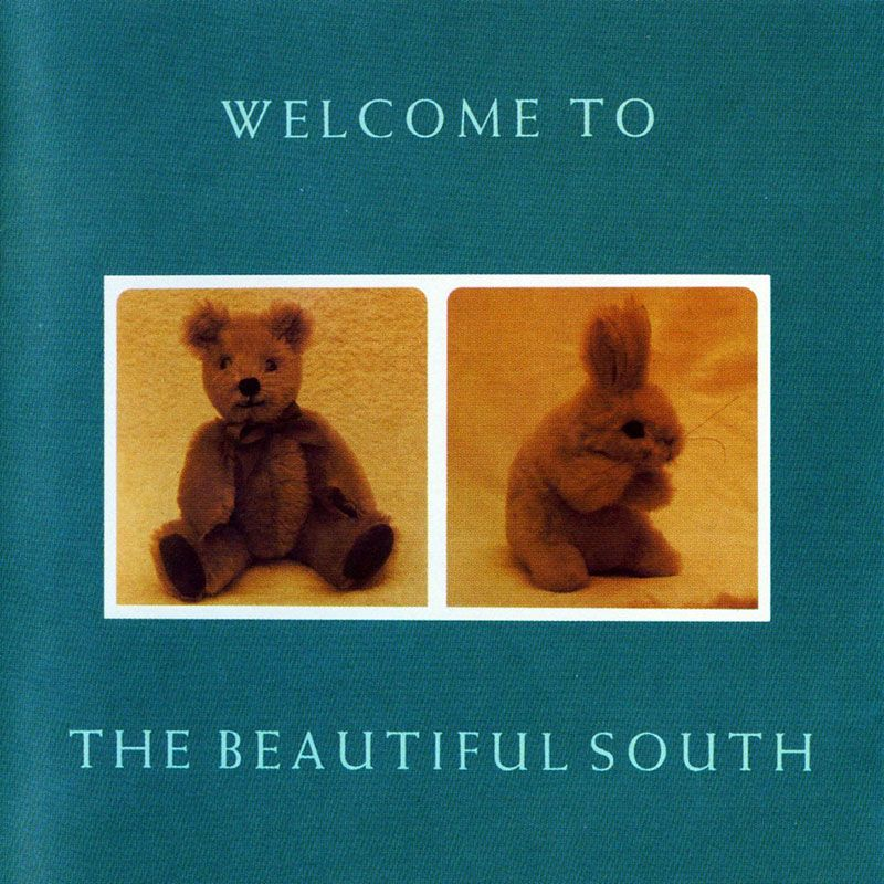 The Beautiful South - Welcome To The Beautiful South - LP