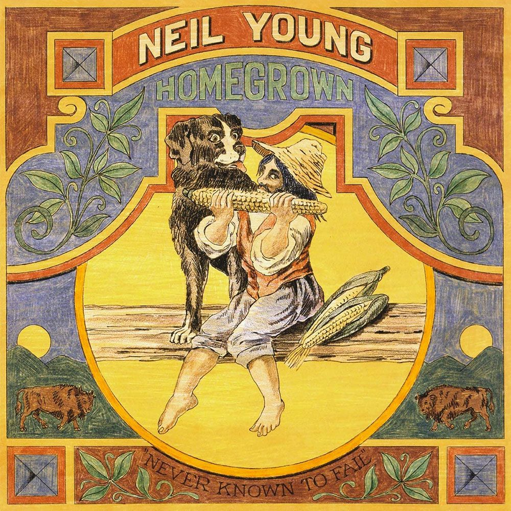 Neil Young - Homegrown - LP