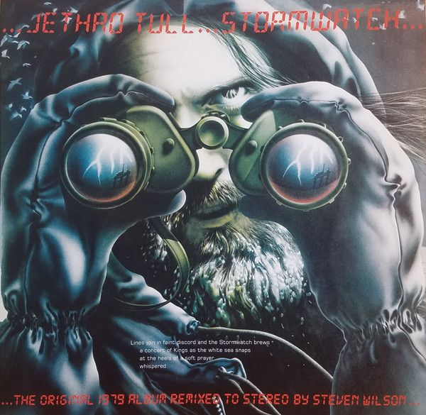 Jethro Tull - Stormwatch - LP