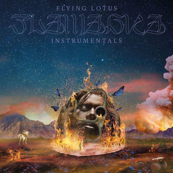 Flying Lotus - Flamagra Instrumentals - 2LP