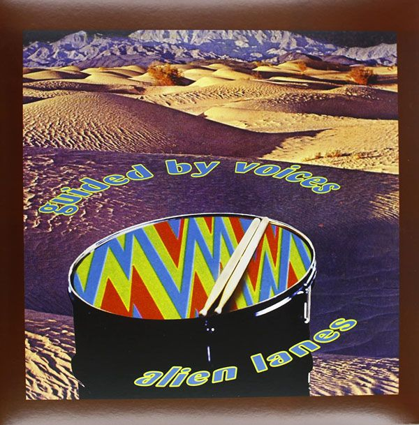 Guided By Voices - Alien Lanes - LP