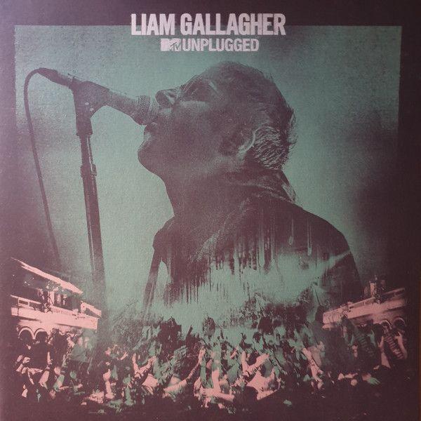 Liam Gallagher – MTV Unplugged - LP Lim.