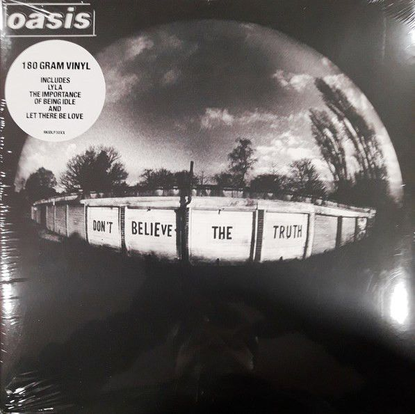 Oasis - Don't Believe The Truth - LP