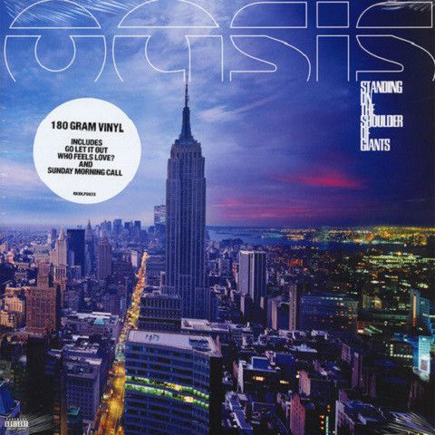 Oasis - Standing On The Shoulder Of Giants - LP