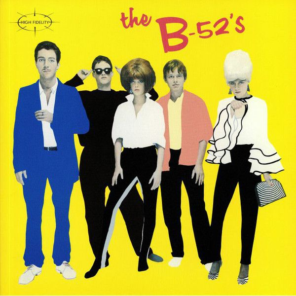 The B-52's - The B-52's - LP