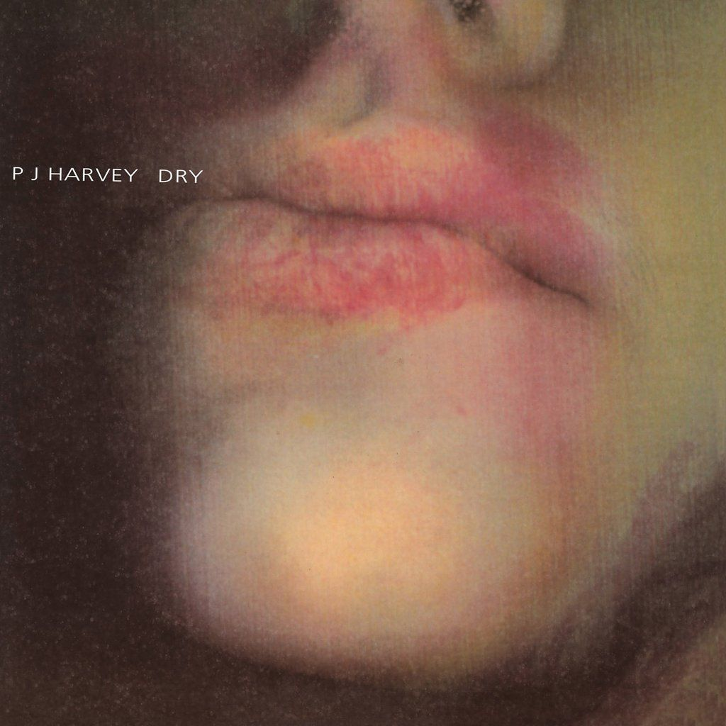 PJ Harvey - Dry - LP