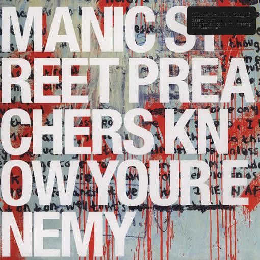 Manic Street Preachers - Know Your Enemy - LP