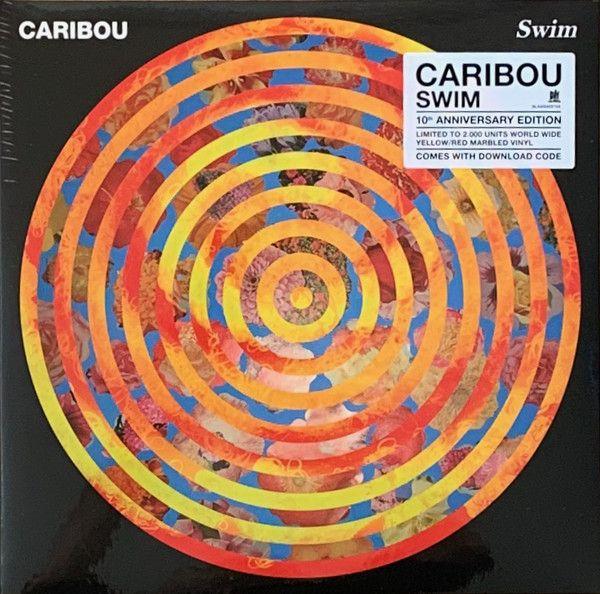 Caribou - Swim - 2LP