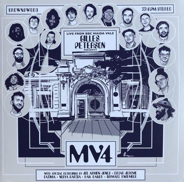 Various Artists - Gilles Peterson Presents MV4 - 2LP