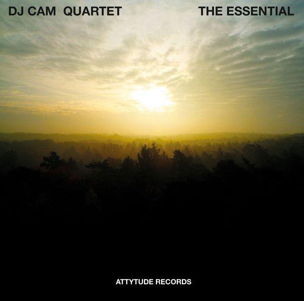 DJ Cam Quartet - The Essential - LP