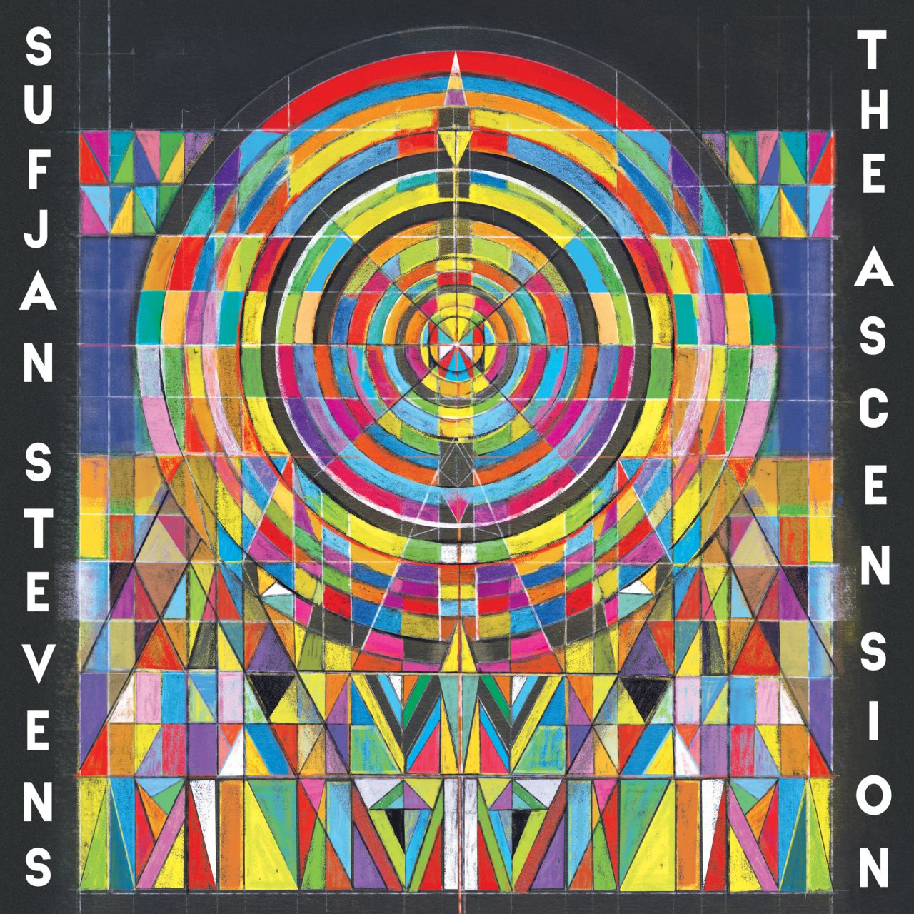 Sufjan Stevens - The Ascension - 2LP