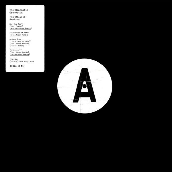 """The Cinematic Orchestra - To Believe (Remixes) - 12"""" part 2"""