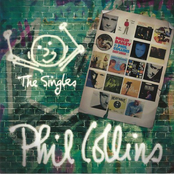 Phil Collins - The Singles - 2LP