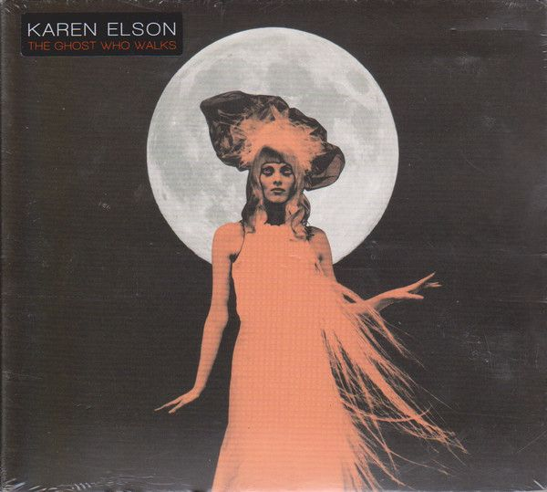 Karen Elson - The Ghost Who Walks - CD