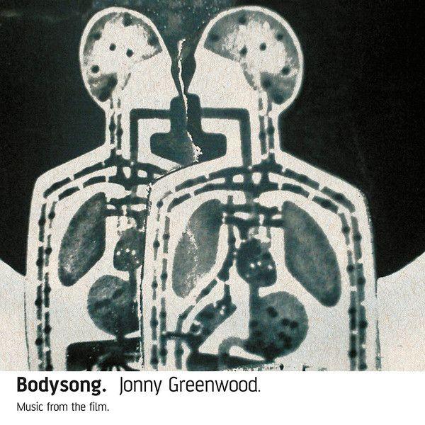 Jonny Greenwood - Bodysong - CD