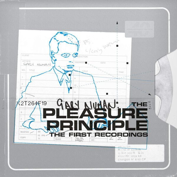 Gary Numan - The Pleasure Principle (The First Recordings) - 2CD