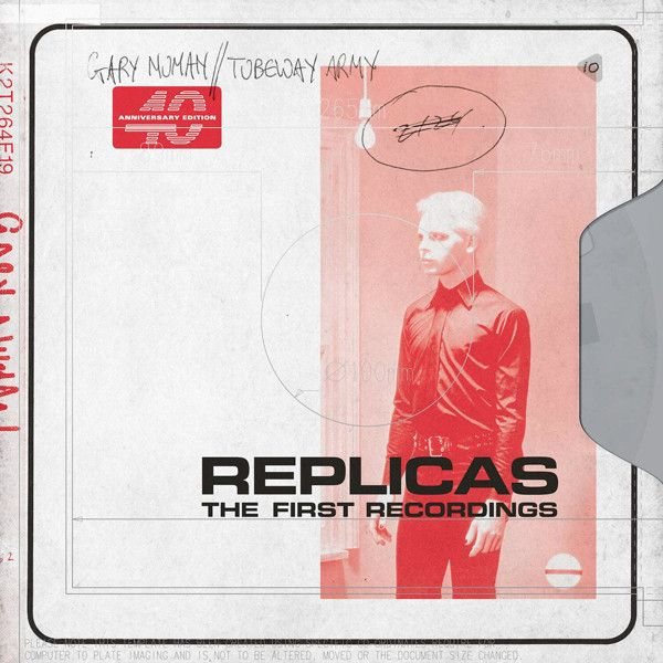 Gary Numan & Tubeway Army - Replicas (The First Recordings) - 2CD