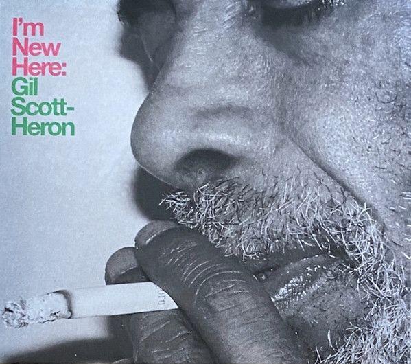 Gil Scott-Heron – I'm New Here - 2CD