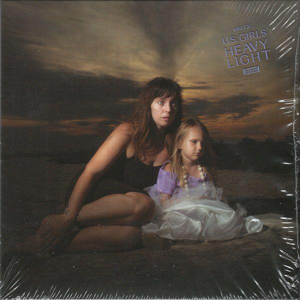 U.S Girls - Heavy Light - CD