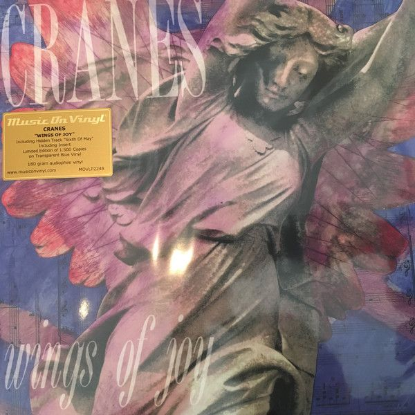 Cranes - Wings Of Joy - LP