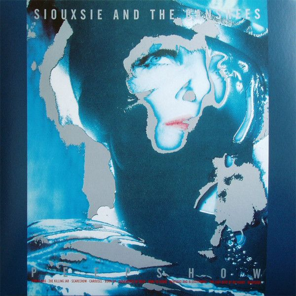 Siouxsie & The Banshees - Peepshow - LP