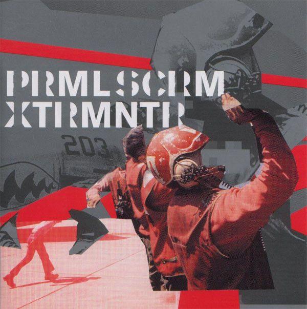 Primal Scream - Exterminator - 2LP