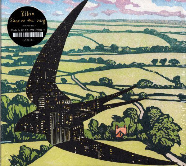 Bibio - Sleep On The Wing - CD