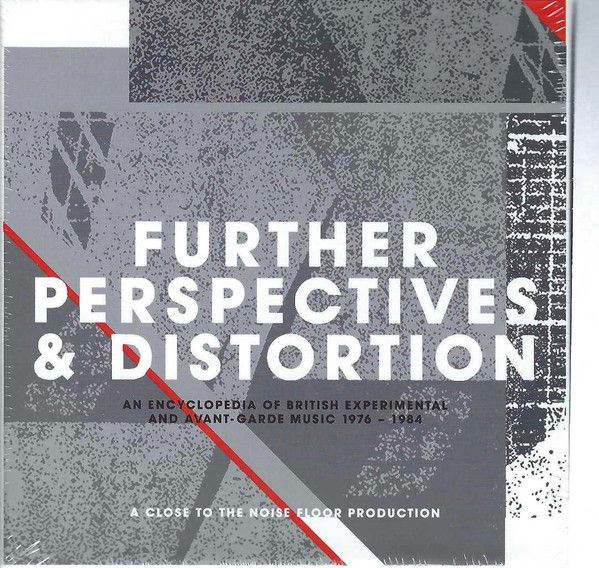 Various Artists - Further Perspectives & Distortion - 3CD