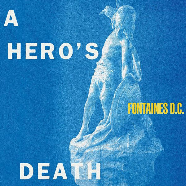 Fontaines D.C. - A Hero's Death - CD