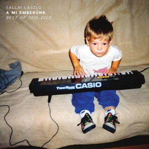 Sallai László - A Mi Emberünk (Best Of 2010-2020) - LP