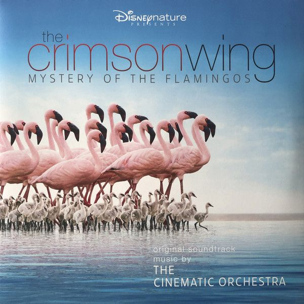 The Cinematic Orchestra - The Crimson Wing: Mystery Of The Flamingos - 2LP