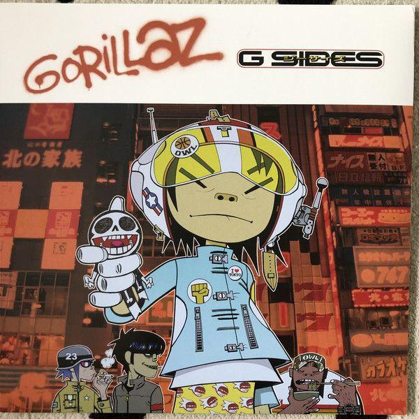 Gorillaz - G Sides - LP