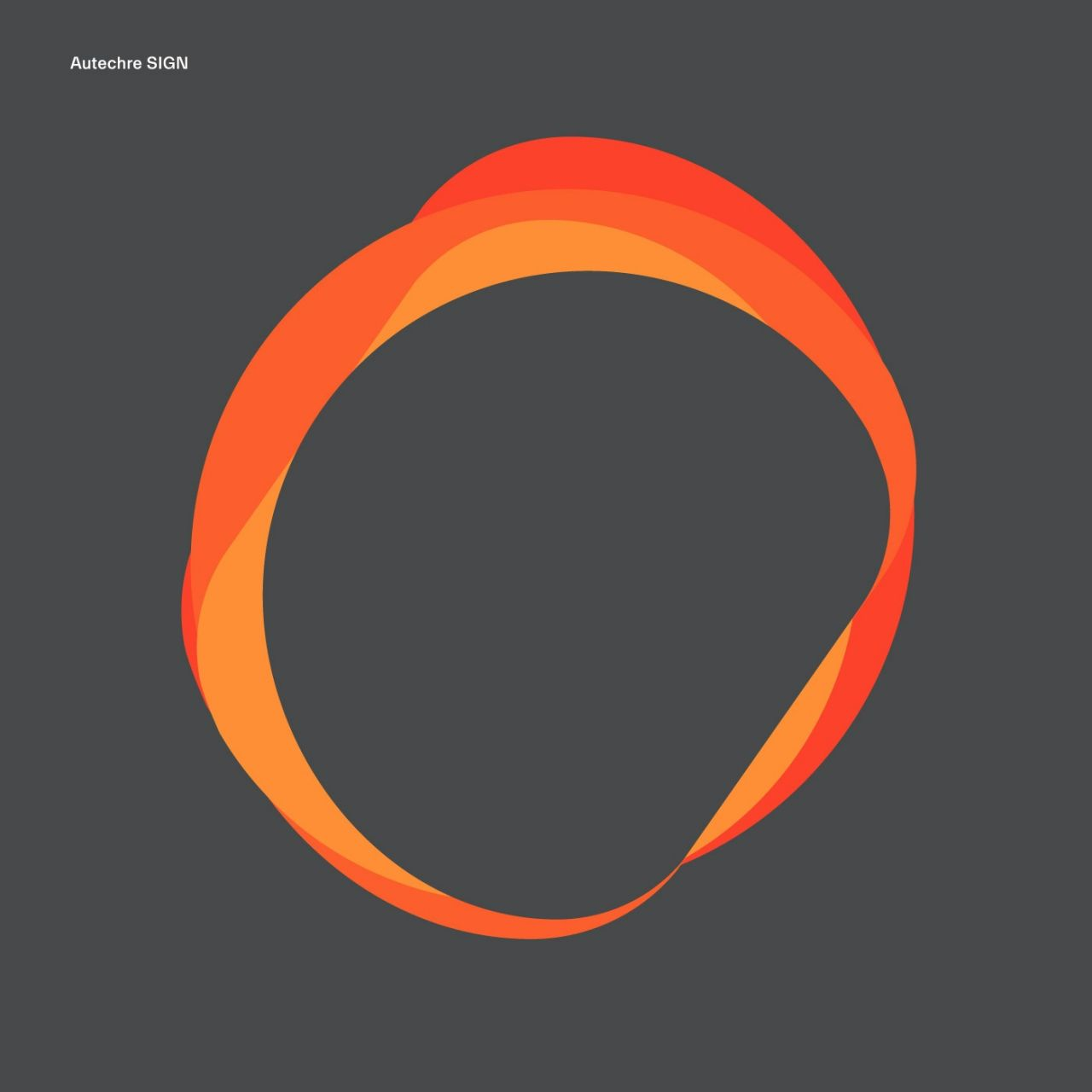 Autechre - SIGN - CD