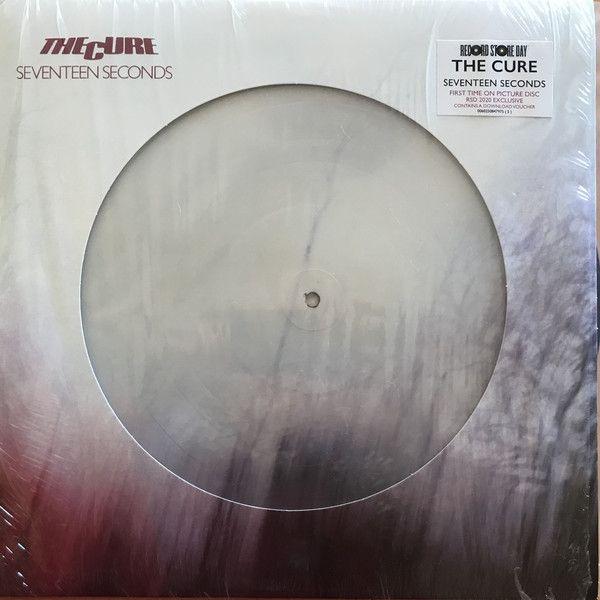 The Cure - Seventeen Seconds - LP