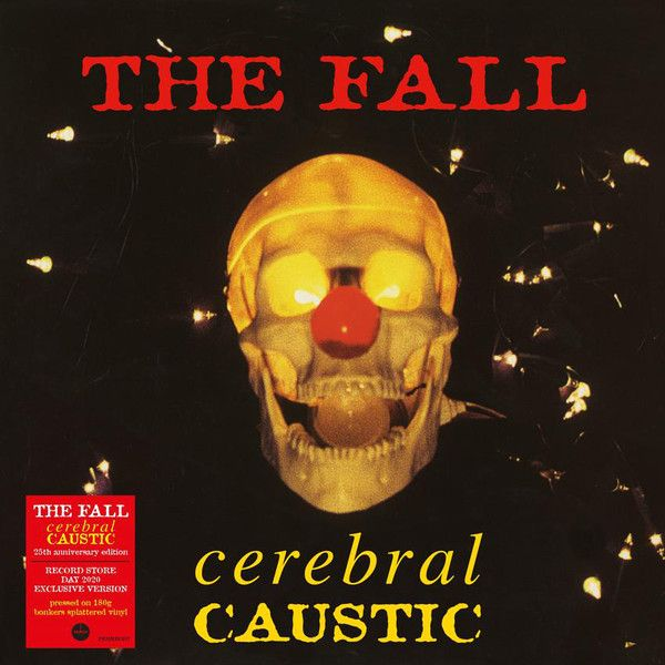 The Fall - Cerebral Caustic - LP
