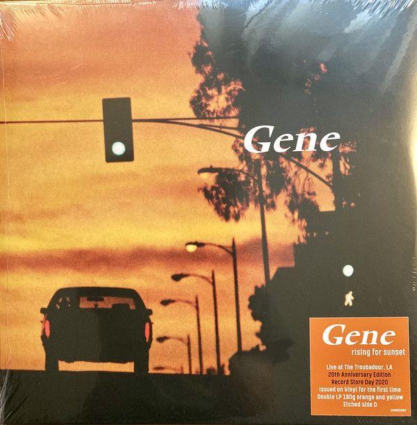 Gene - Rising For Sunset - 2LP