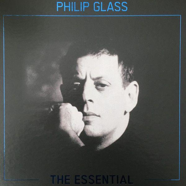 Philip Glass - The Essential - 4LP