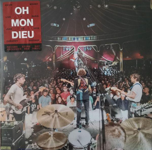 Kevin Morby - Oh Mon Dieu (Live Á Paris) - 2LP