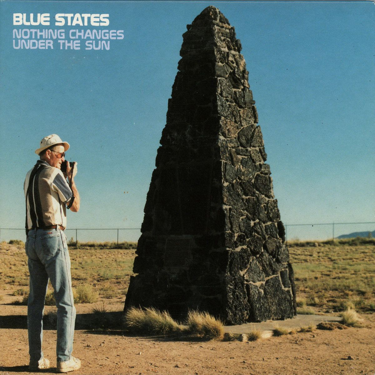 Blue States - Nothing Changes Under The Sun - 2LP